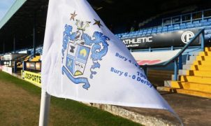 Bury have fifth straight game suspended by EFL