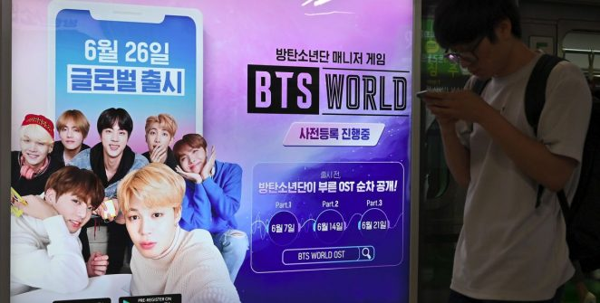 How the mobile game BTS World escalates K-pop's parasocial relationships