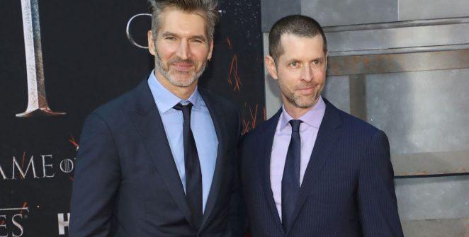 'Game of Thrones' creators are heading to Netflix
