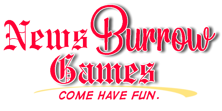 Games Burrow Logo - www.newsburrow.com